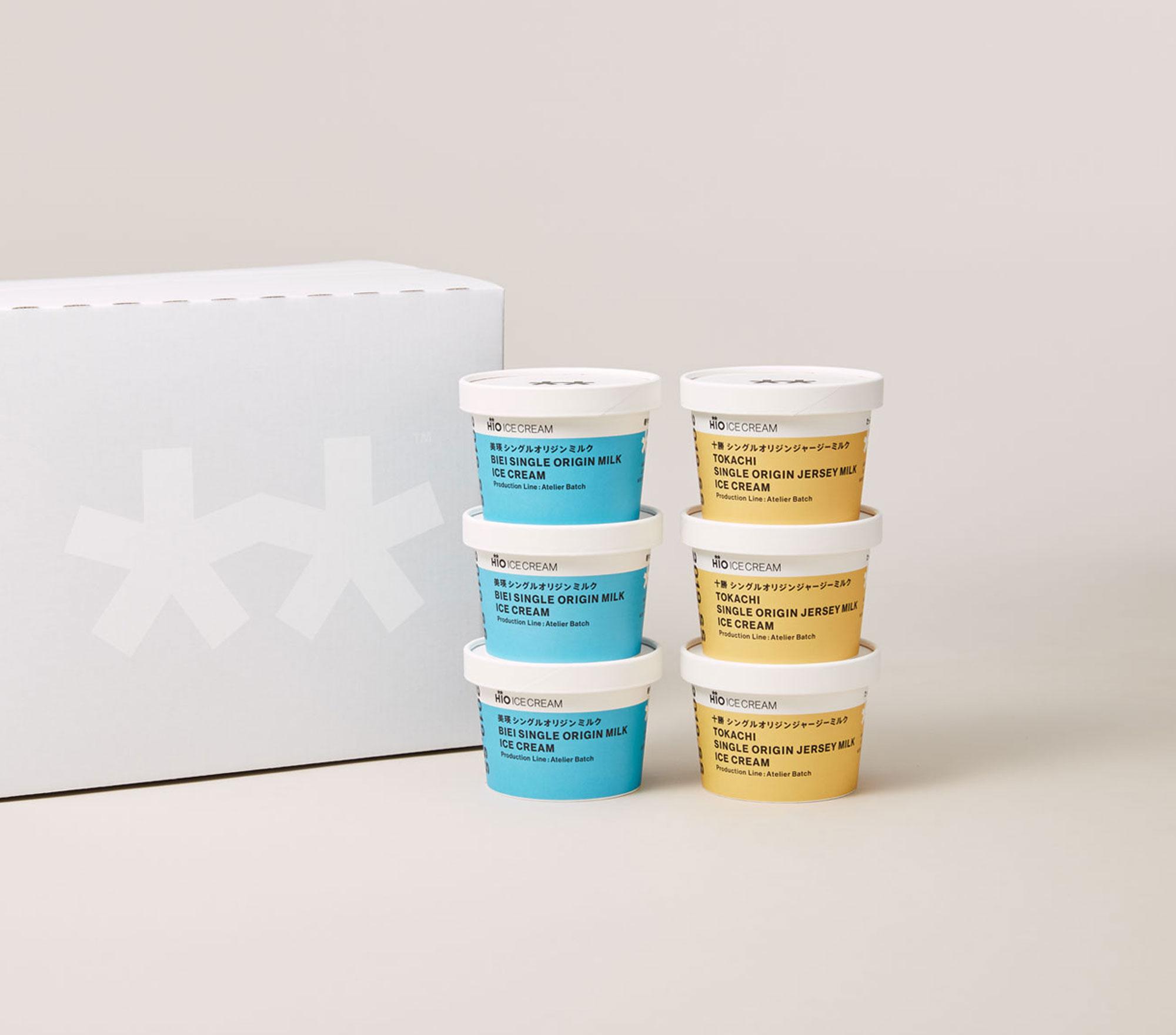 GIFT BOX ミルク