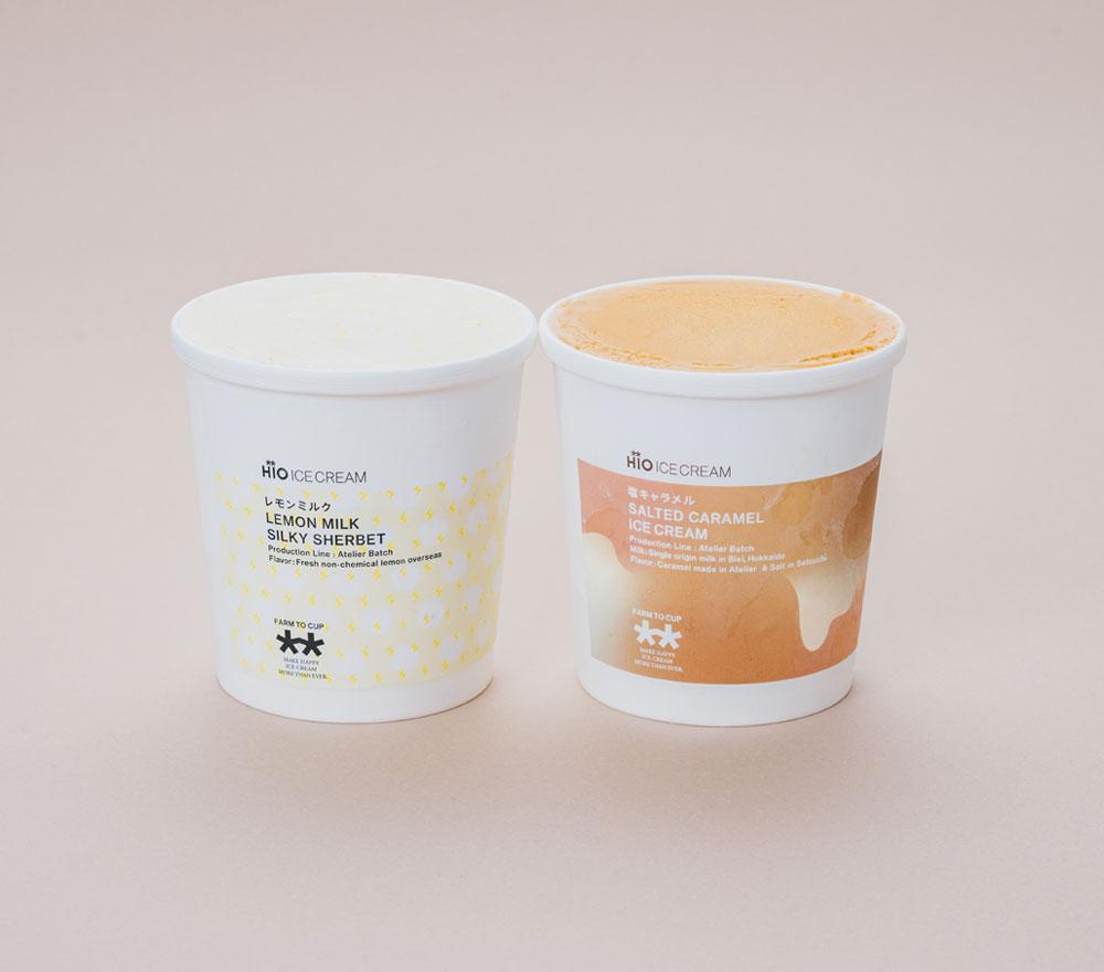 【8月限定】塩キャラメル&レモンミルク セット