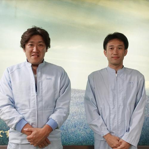 田中製餡株式会社 北井優様 奥田啓行様