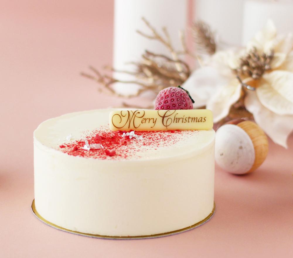 【自由が丘店頭受取】ストロベリー アイスクリームケーキ